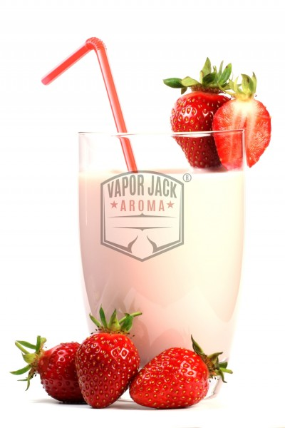 Erdbeermilch Aroma by Vapor Jack®